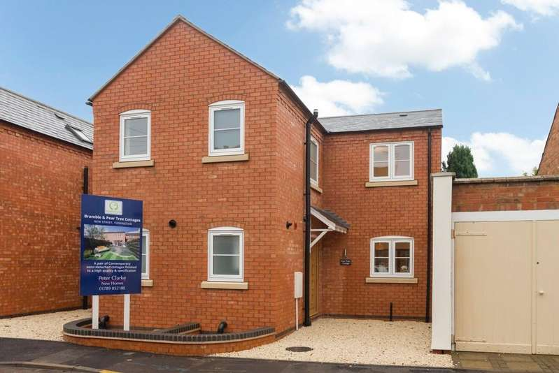3 Bedrooms Semi Detached House for sale in Pear Tree Cottage, 8a New Street