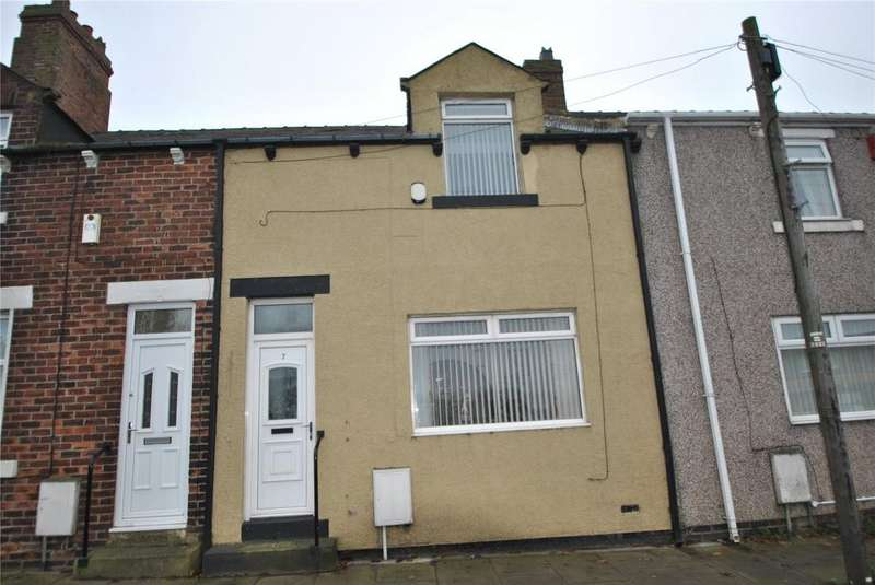 2 Bedrooms Terraced House for sale in Hedley Terrace, South Hetton, County Durham, DH6