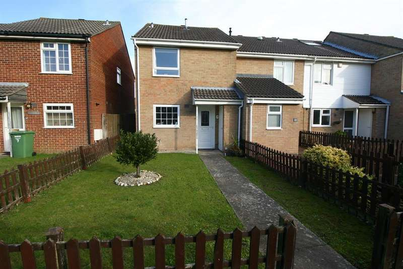 3 Bedrooms End Of Terrace House for sale in Nettlestone, Netley Abbey, Southampton, SO31 5GF