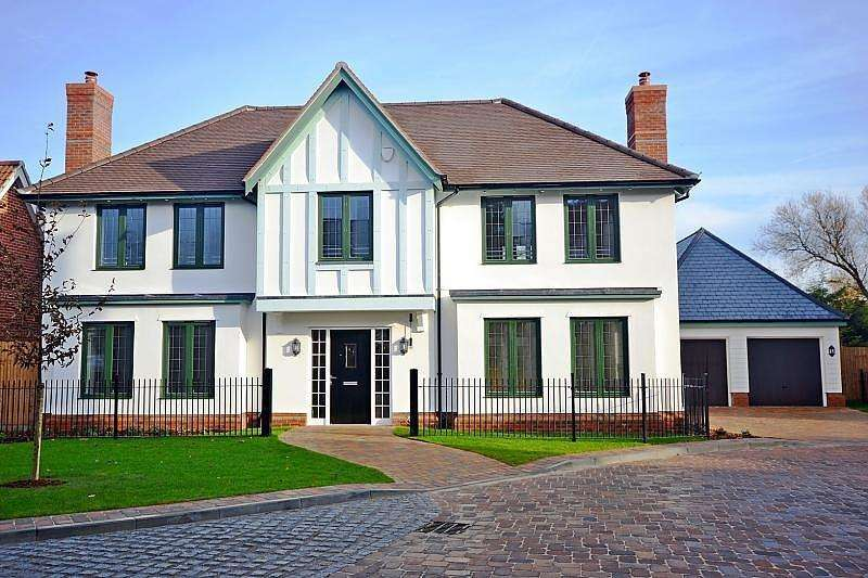 4 Bedrooms Detached House for sale in Plot 2, Silver Birches, Highwood Road, Edney Common, Essex, (Site Postcode) CM1 3PX