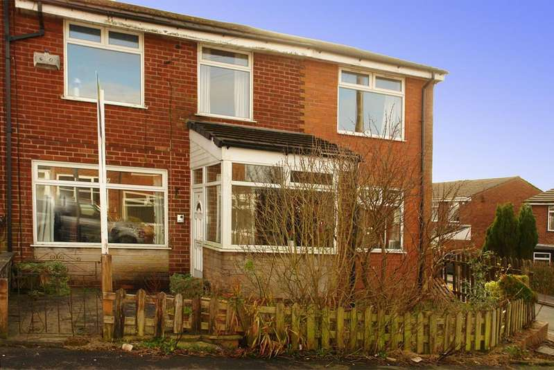 4 Bedrooms Semi Detached House for sale in 18 Sunfield Avenue, Moorside