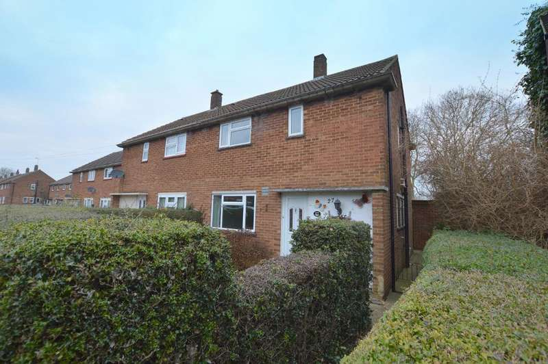 3 Bedrooms Semi Detached House for sale in Mangrove Road, Stopsley, Luton, LU2 9BW