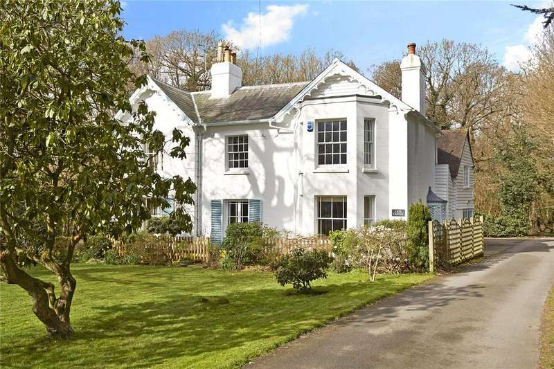 4 Bedrooms Unique Property for sale in Church Road, Southborough, Tunbridge Wells, Kent, TN4