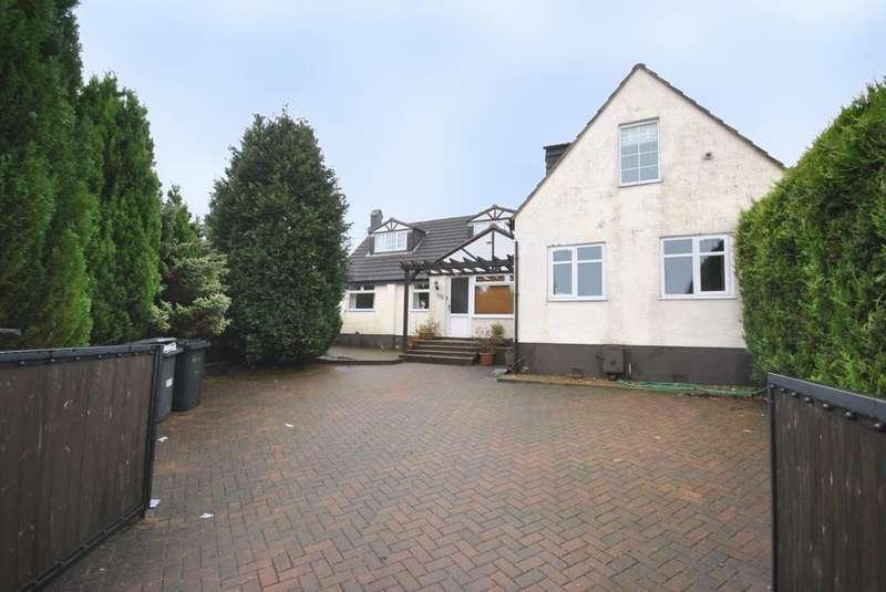 4 Bedrooms Detached House for sale in Otley Old Road, Cookridge, Leeds, West Yorkshire