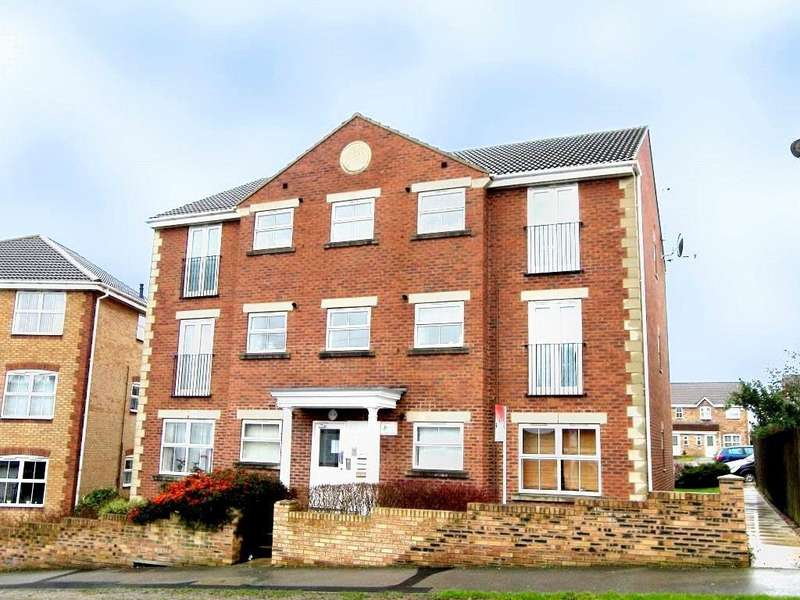 2 Bedrooms Apartment Flat for sale in Blue Hill Lane, Leeds