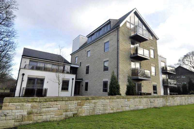 2 Bedrooms Apartment Flat for sale in Flat 15, The Place, 564 Harrogate Road, Leeds, West Yorkshire