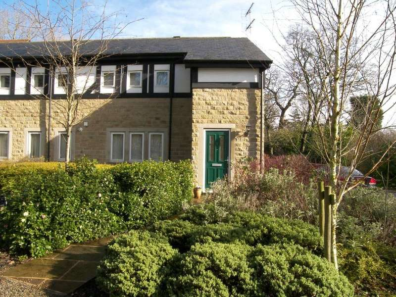 2 Bedrooms Apartment Flat for sale in Tudor Villas, Oakwood Grove, Oakwood, Leeds