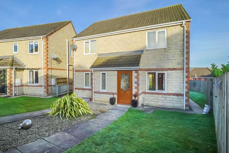 2 Bedrooms Semi Detached House for sale in Hamsterley
