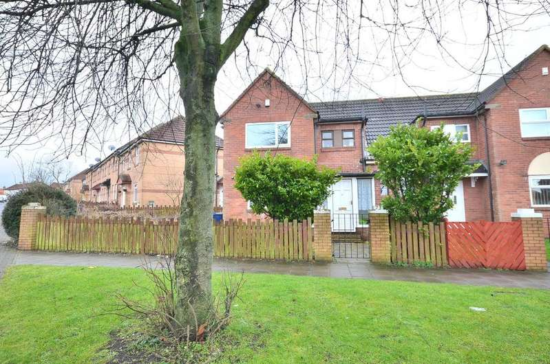 3 Bedrooms Semi Detached House for sale in Cowgate