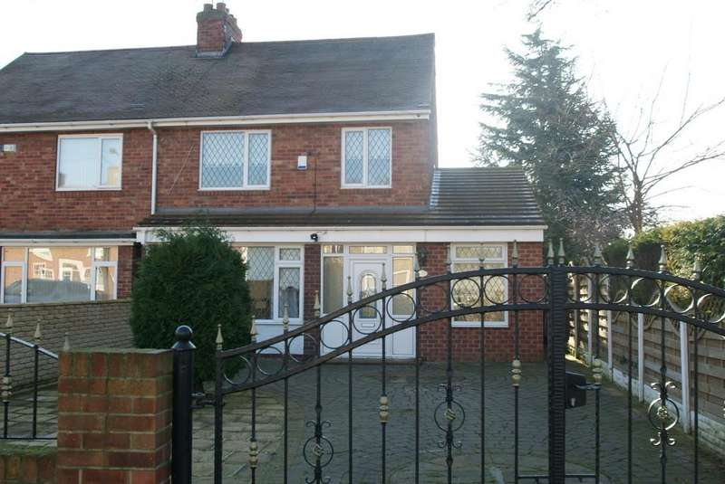 3 Bedrooms Semi Detached House for sale in Sunderland Street, Tickhill