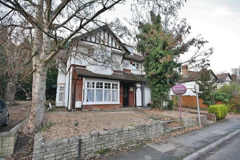 Studio Flat for sale in Woking, Surrey