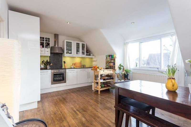 2 Bedrooms Apartment Flat for sale in Sotheby Road, N5 2UT