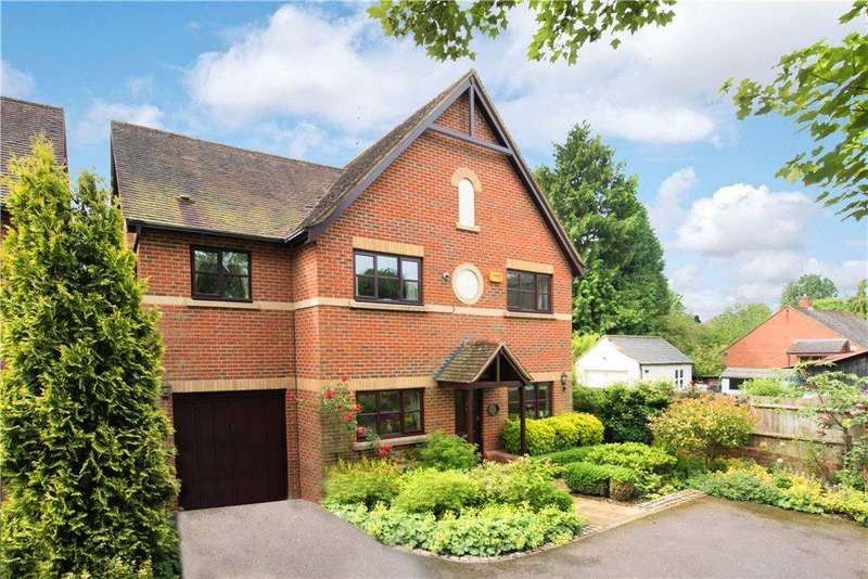 4 Bedrooms Detached House for sale in Bostock Court, West Street, Buckingham, Buckinghamshire