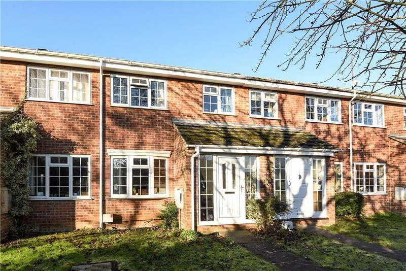 3 Bedrooms Terraced House for sale in Orchard Walk, Lavendon, Buckinghamshire