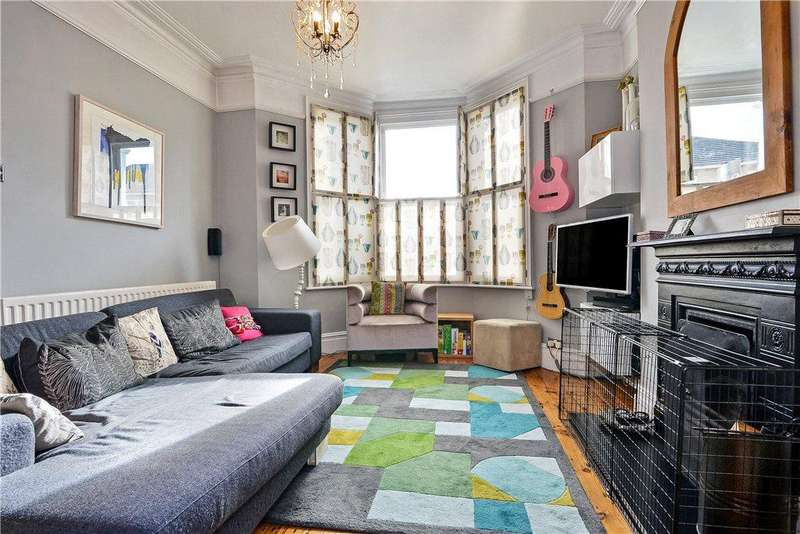 5 Bedrooms Terraced House for sale in Tyrrell Road, East Dulwich, London, SE22