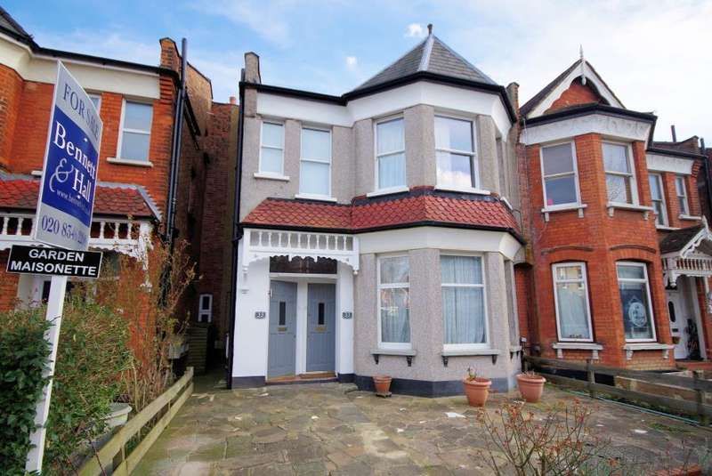 1 Bedroom Flat for sale in DUKES AVENUE, FINCHLEY, N3