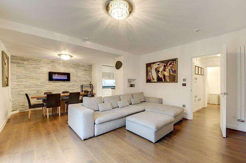 3 Bedrooms Flat for sale in Belvedere Hall, 11 The Avenue, Queen's Park, London, NW6