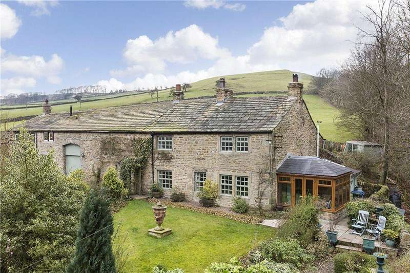 5 Bedrooms Semi Detached House for sale in Hazel Head House, Lothersdale, Keighley