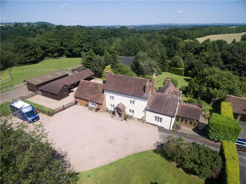 5 Bedrooms Equestrian Facility Character Property for sale in Ribbesford, Bewdley, DY12