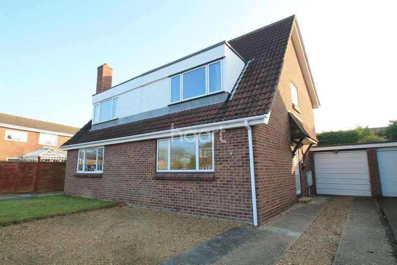 3 Bedrooms Semi Detached House for sale in Quince Road, Hardwick