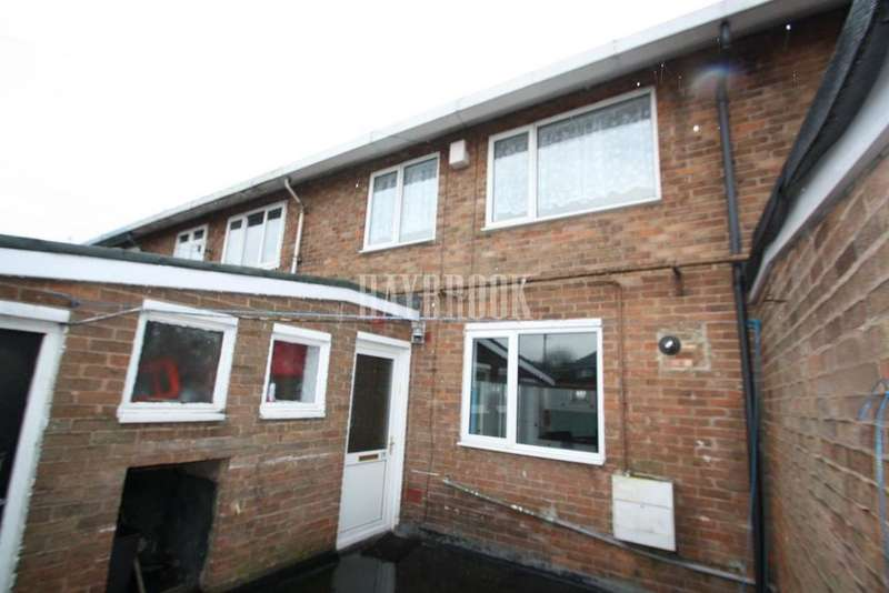 3 Bedrooms Flat for sale in Toppham Way, Lowedges, S8