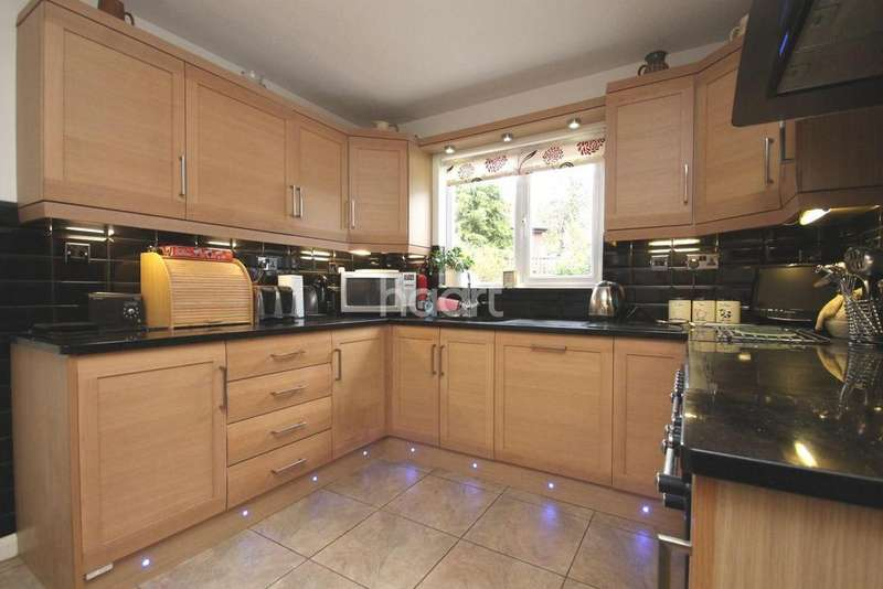 4 Bedrooms Detached House for sale in Bosworth Road, Grange Park, Swindon