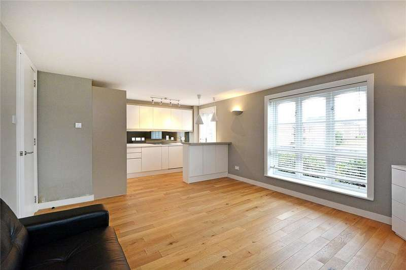 1 Bedroom Flat for sale in Wheat Sheaf Close, London