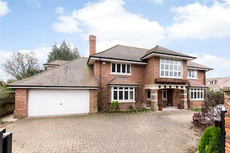 6 Bedrooms Detached House for sale in Loudwater Lane, Rickmansworth, Hertfordshire, WD3