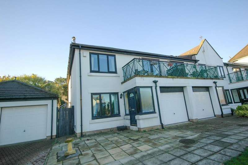 4 Bedrooms Terraced House for sale in Harbour View, South Shields
