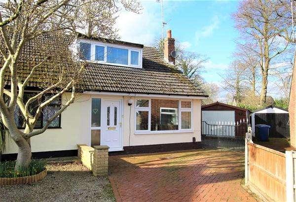 4 Bedrooms Semi Detached House for sale in Heaton Close, Walton Le Dale, Preston