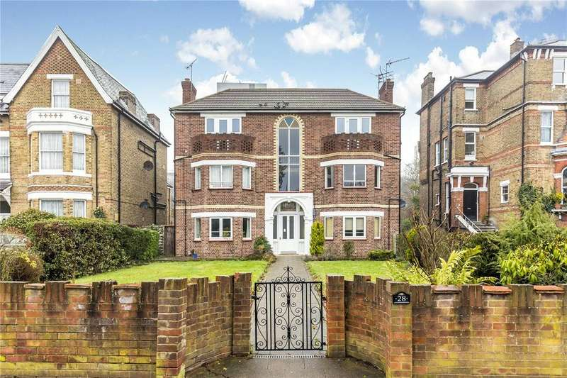 2 Bedrooms Flat for sale in Mattock Lane, Ealing, London, W5