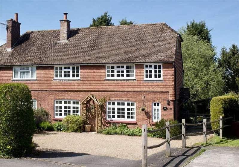 5 Bedrooms Unique Property for sale in St. Hildas, Plaxtol, Sevenoaks, Kent, TN15
