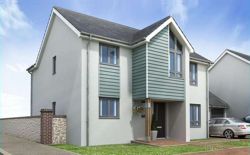 4 Bedrooms Detached House for sale in Plot 45 | Primrose Hill | Off Plantation Way | The Willows
