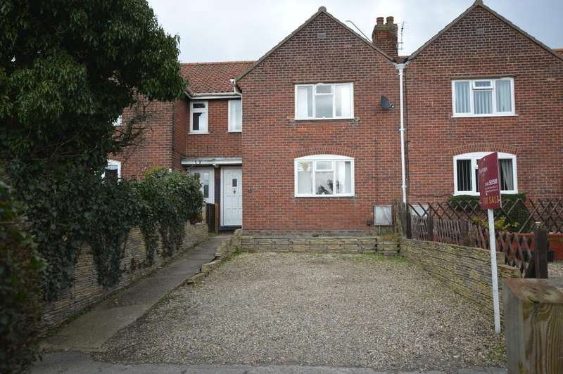 3 Bedrooms Terraced House for sale in Dakin Road, Norwich