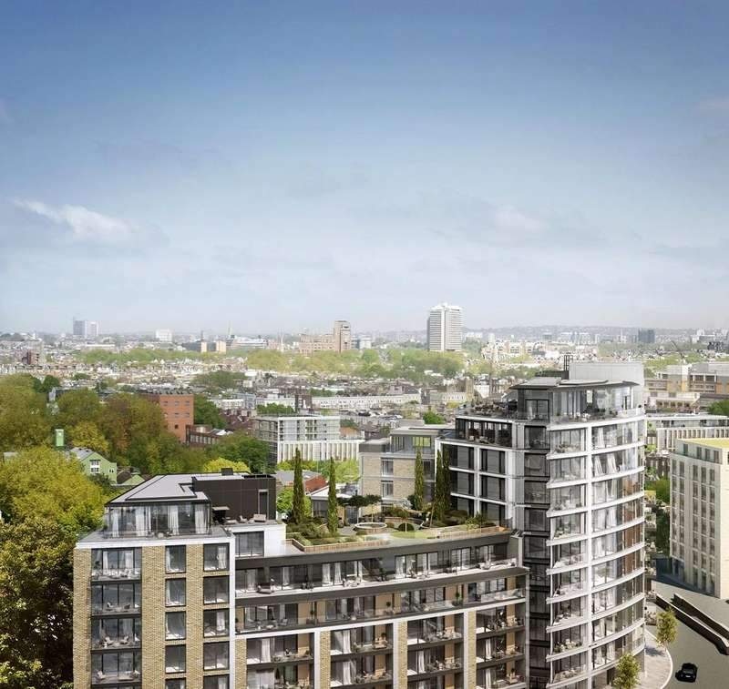 2 Bedrooms Apartment Flat for sale in Chelsea Island, London, SW10