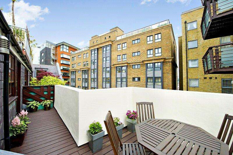 2 Bedrooms Apartment Flat for sale in St. Saviours House, 21 Bermondsey Wall West, London, SE1