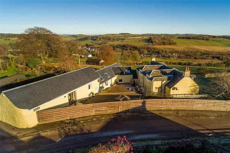6 Bedrooms Detached House for sale in Hilton of Duncrievie, Duncrievie, Glenfarg, Perth, PH2