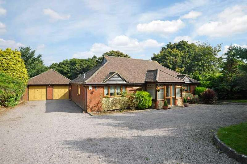 4 Bedrooms Detached Bungalow for sale in Newington, CT18