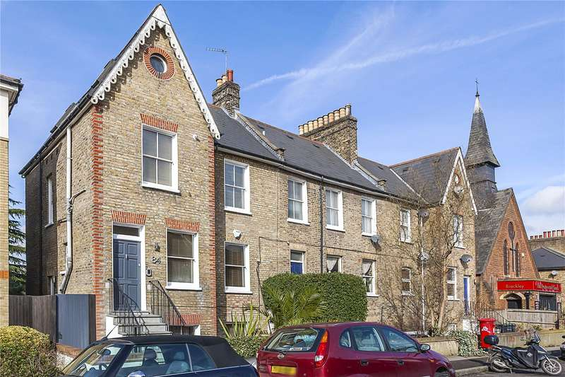 5 Bedrooms Semi Detached House for sale in Foxberry Road, London, SE4