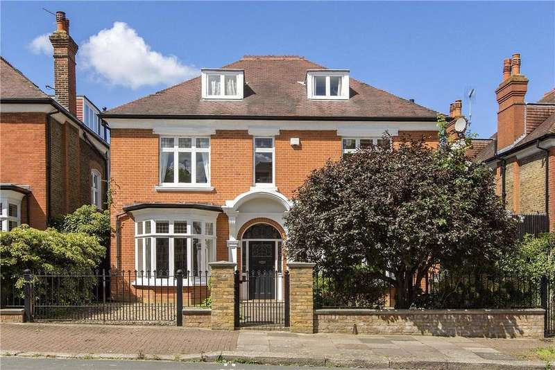 6 Bedrooms Detached House for sale in Castello Avenue, Putney, London, SW15