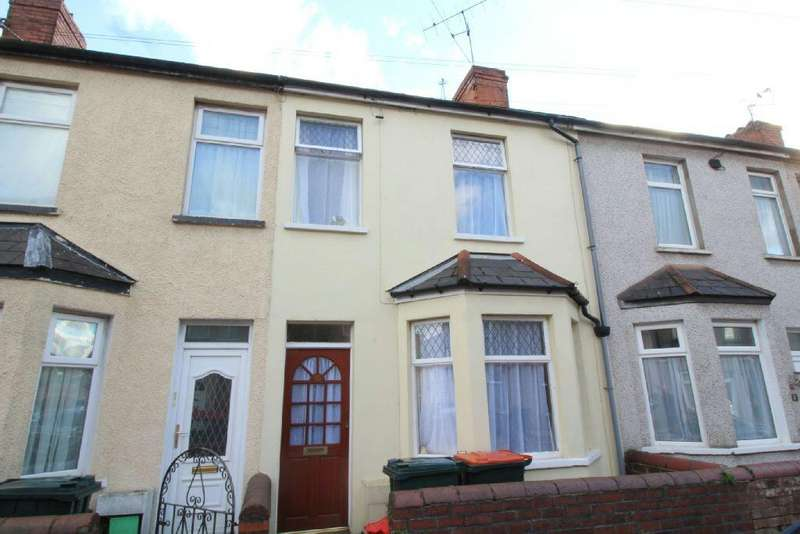 3 Bedrooms Terraced House for sale in Marshfield Street, Newport