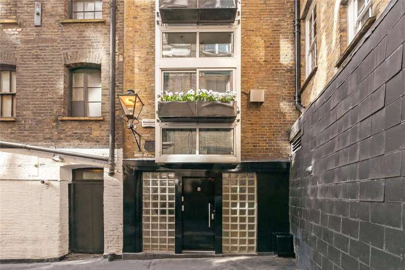 2 Bedrooms Mews House for sale in Bull Inn Court, Covent Garden, London