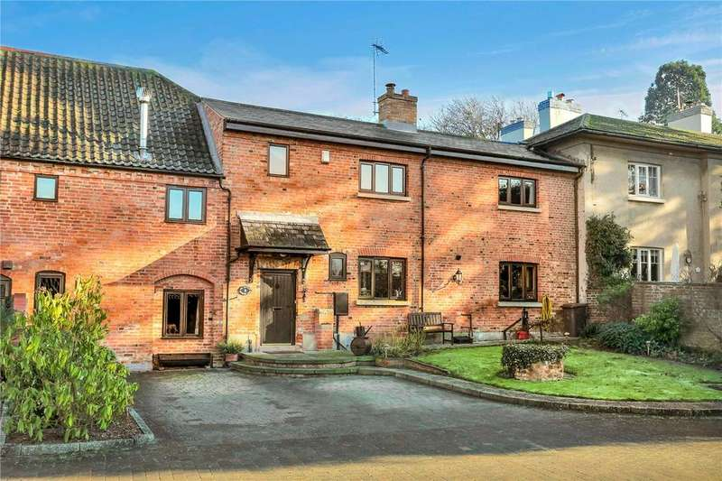 3 Bedrooms Barn Conversion Character Property for sale in Rookery Farm, Cropwell Butler, Nottingham