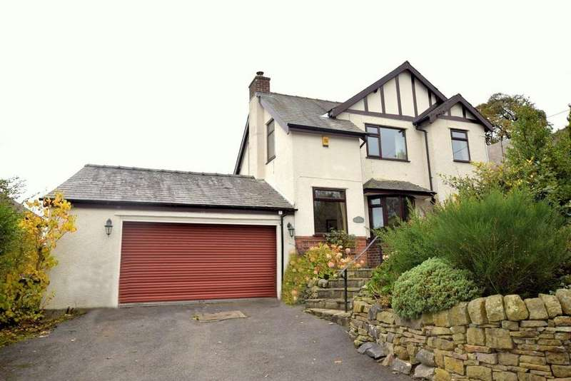 3 Bedrooms Detached House for sale in Eccles Road, Chapel-en-le-Frith, High Peak