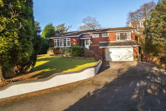 4 Bedrooms Detached House for sale in Chestnut Drive,Shenstone,Staffordshire