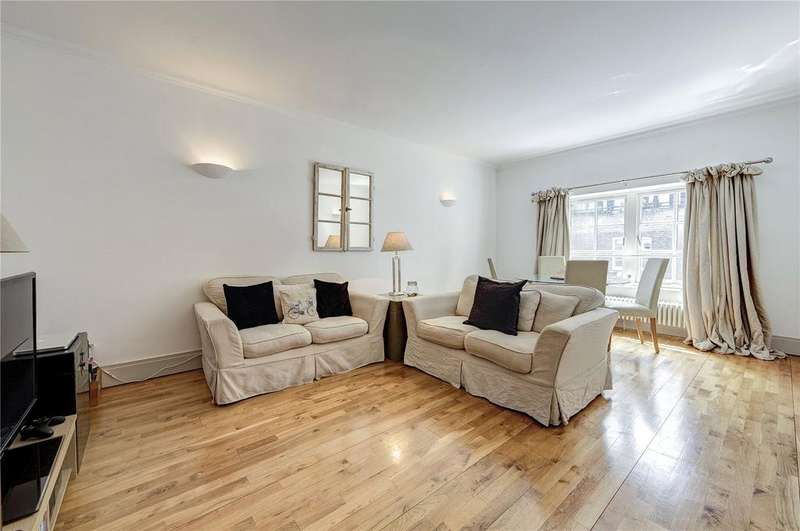 1 Bedroom Apartment Flat for sale in Shorts Gardens, Covent Garden, WC2H