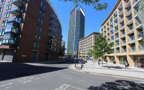 1 Bedroom Apartment Flat for sale in Ottawa House, Albatross Way, Canada Water, SE16