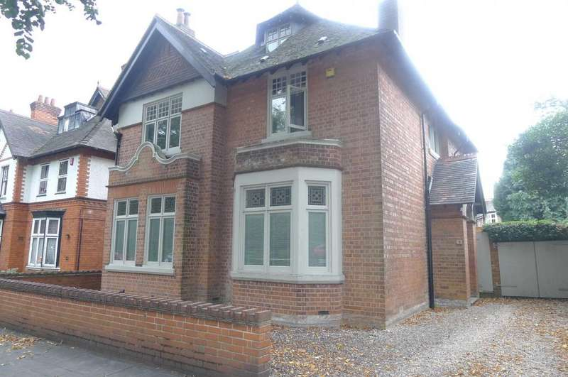 5 Bedrooms Detached House for sale in Park Road East, WV1