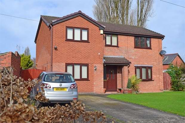 4 Bedrooms Detached House for sale in Duke Street, Rhosllanerchrugog, Wrexham
