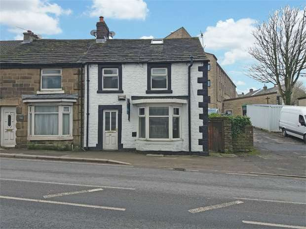3 Bedrooms End Of Terrace House for sale in Fairfield Road, Buxton, Derbyshire